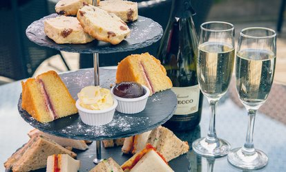 image for  Afternoon Tea with Optional Glass of Prosecco Each for Up to Six at The Bay Horse (Up to 50% Off)