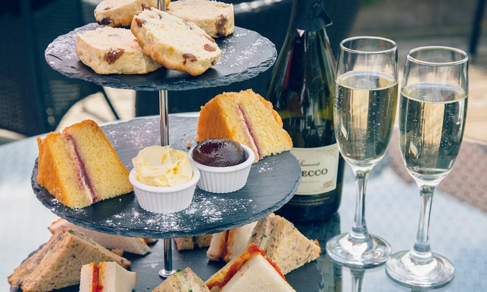 Afternoon Tea with Optional Glass of Prosecco Each for Up to Six at The Bay Horse (Up to 50% Off)