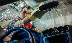 Lavage auto complet au choix