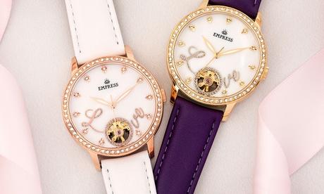 Relojes automáticos Quinn para mujer