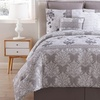 Embellished Comforter Set with Decorative Pillows (8-Piece)