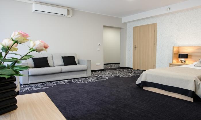Teodorka hotel spa w ciechocinek kujawsko pomorskie for 33 fingers salon groupon
