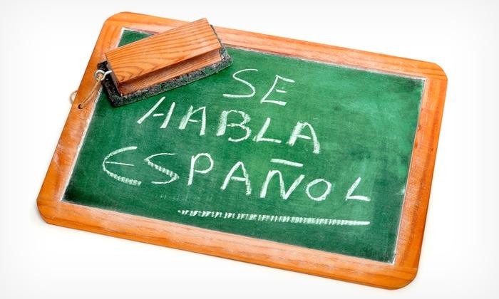 Laudius: Online cursus Spaans, naar keuze met docent en open-boek-examen, van Laudius