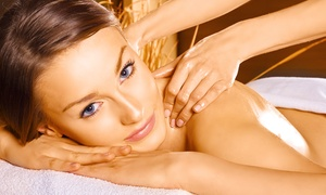Cooleman Court Beauty Centre: Massage + Infrared Sauna Treatment for One ($49) or Two People ($98) at Cooleman Court Beauty Centre (Up to $300 Value)