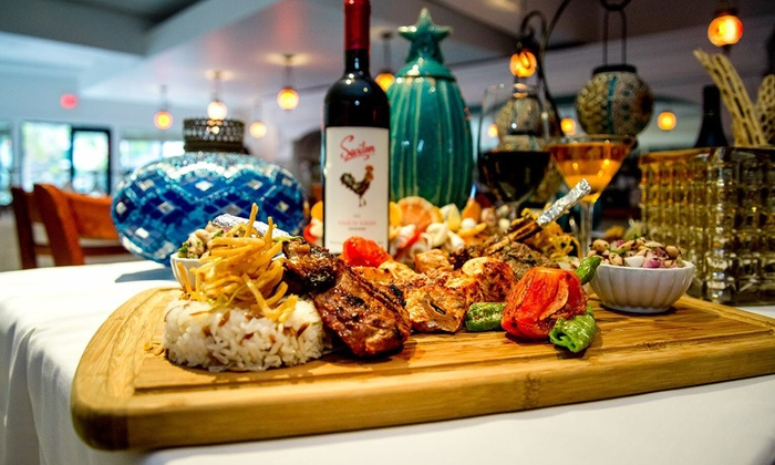 Babylon Turkish Restaurant Miami