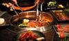 Gyu-Kaku  - Cupertino: $20 for $40 Worth of Japanese Barbecue at Gyu-Kaku