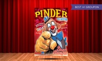 1 place Orchestre pour une séance du Cirque Pinder du 11 au 21 mai 2017 à 15 € à Grenoble et Saint-Etienne