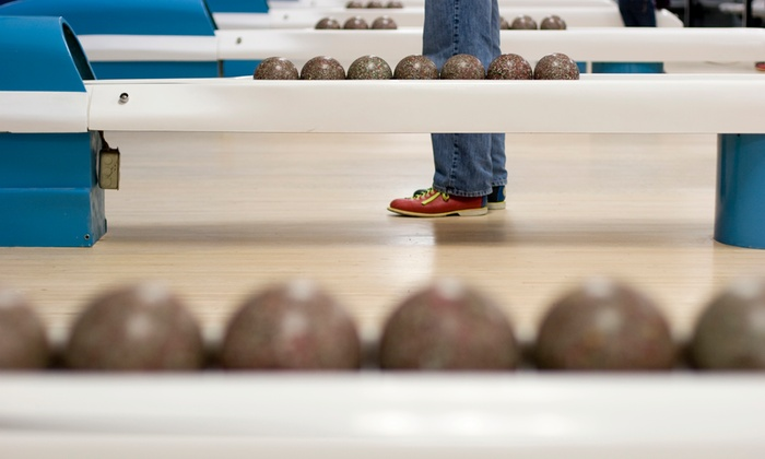 Victory Lanes - Portsmouth: $25 for Eight Duckpin Bowling Games and Shoe Rental for Four People ($50 Value)