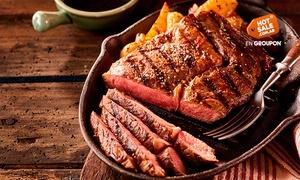 La Cacerola: Desde $449 por almuerzo o cena para dos o cuatro en La Cacerola