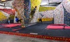 First Avenue Rocks - First Avenue Rocks: Two or Four Rock-Climbing Day Passes with Shoe Rental at First Avenue Rocks (Up to47% Off)