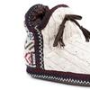 Muk Luks Pennley Women's Knit Pompom Slippers (Size XL)