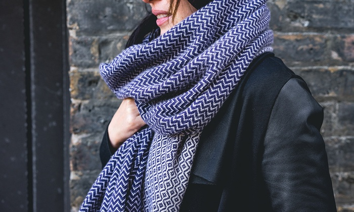 7a9169460 Up to 60% Off Cashmere Scarves from LOOP+BOND