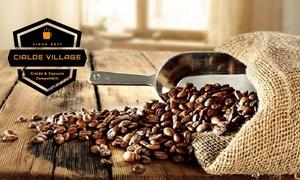 Cialdevillage: Buono di 25 € su capsule e cialde compatibili Nespresso, Lavazza, A modo mio delle migliori marche su cialdevillage.it