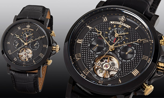 Mens Theorema Macau Watch 2