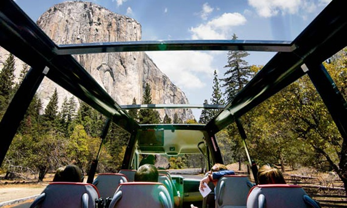Exceptional ... California Parlor Car Tours   Downtown San Francisco Union Square: Trip  To Yosemite By ...