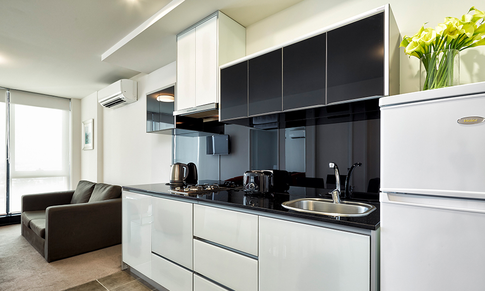 Melbourne: Apartment for 2 or 4 6