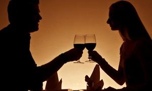"""Nocti Vagus: """"Dinner in the Dark""""-Menü nach Wahl für 1 oder 2 Personen, opt. mit Show, im Nocti Vagus (bis zu 13% sparen*)"""
