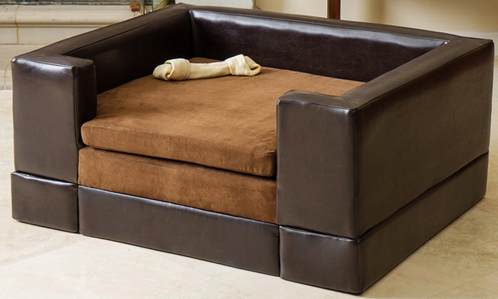 Rover Midsize Dog Sofa Bed | Groupon Goods
