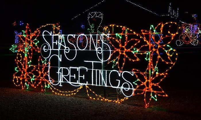 Skylands Stadium Christmas Light Show U2013 Up To 15% Off ...