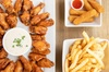 30% Cash Back at Perry Wings Express