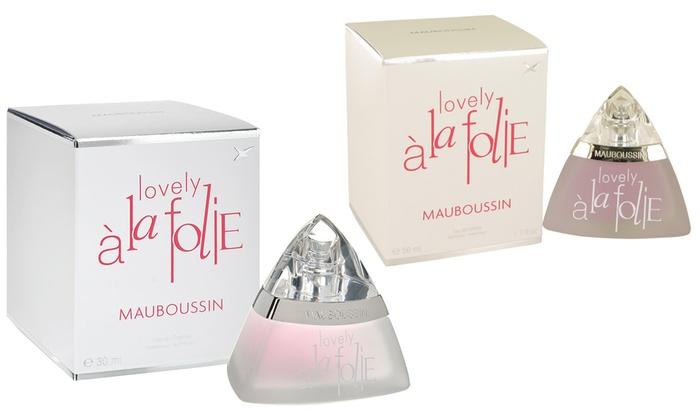 A La Edp Mauboussin FolieGroupon Shopping Lovely WHED9I2