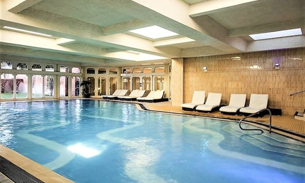 Warwickshire: Double Room for Two with Breakfast and Option on Dinner at the 4* Mercure Walton Hall Hotel & Spa
