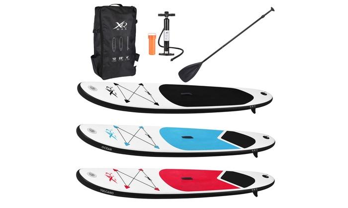 Xq Max Paddle Board Groupon
