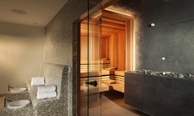 Lindner Hotel Koln Sauna