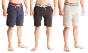 Bottoms Out Men's Sleep and Lounge Shorts (2- or 3-Pack)
