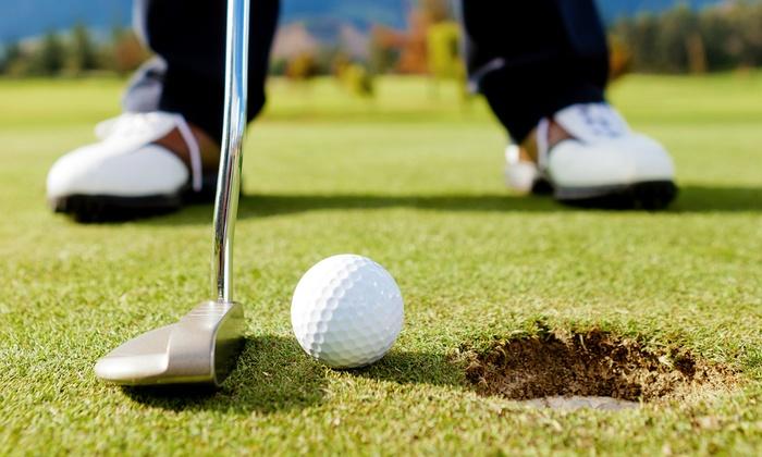 Perche Creek Golf Club - Columbia: $29 for Five Rounds at Perche Creek Golf Club (Up to $70 Value)