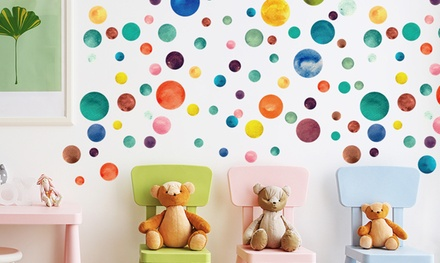 Kids' Self-Adhesive Wall Stickers