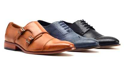 image placeholder image for Gino Pheroni Men's Oxford Shoes