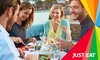 Just Eat: Gana 100€ de crédito para comida a domicilio y los 1000 primeros tendrán descuento de 5€ para su pedido en Just Eat