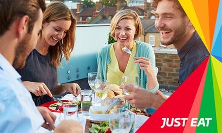 Gana 100€ de crédito para comida a domicilio y los 1000 primeros tendrán descuento de 5€ para su pedido en Just Eat