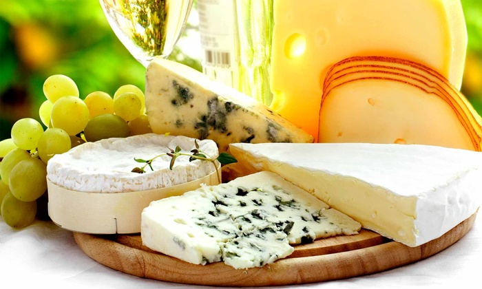 Cheese Emporium - Multiple Locations: Truffle Brie, Wensleydale, Double Gloucester, and Optional Red Leicester at Cheese Emporium (Up to 40% Off)