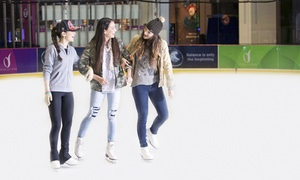 Dubai Ice Rink: VIP Skating Experience for Child or Adult or Public Skating Session Entry for Two at Dubai Ice Rink (Up to 30% Off)