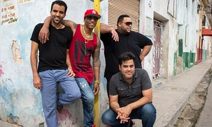 The Pedrito Martinez Group: The Pedrito Martinez Group: Habana Dreams on Saturday, August 20, at 7:30 p.m.