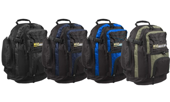 aefd3a2e90f MIG Travel Backpack