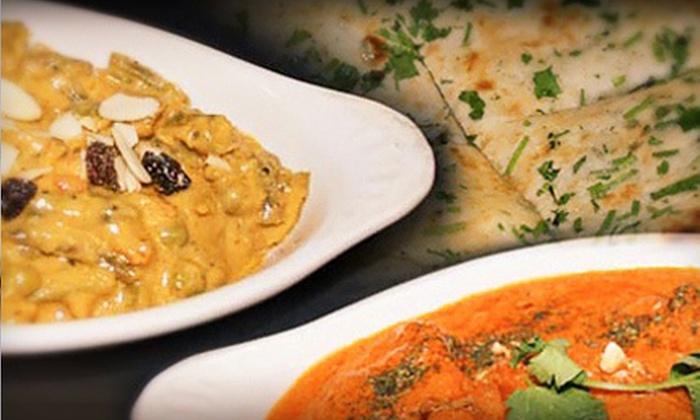 Sangam Indian Cuisine - Cornelius: North Indian Dinner or Lunch at Sangam Indian Cuisine (Half Off)