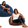 Suede Bean Bag