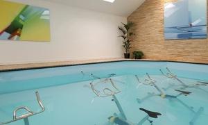 Spa Louise & Aquabike: 5 séances d'Aquabiking avec fournitures mises à disposition pour 1 ou 2 personnes à partir de 139,99€