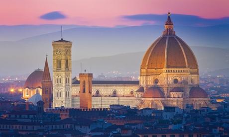 Firenze: fino a 3 notti per 2 persone in camera doppia con colazione al De Rose Palace