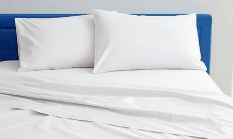 1 o 2 completi lenzuola Hotel in cotone disponibile in 3 dimensioni