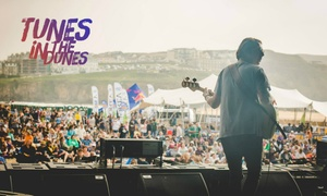 Tunes in the Dunes: Tunes in the Dunes: Jake Bugg, Pixie Lott and UB40, 8–10 June at Perranporth Beach (Up to 37% Off)