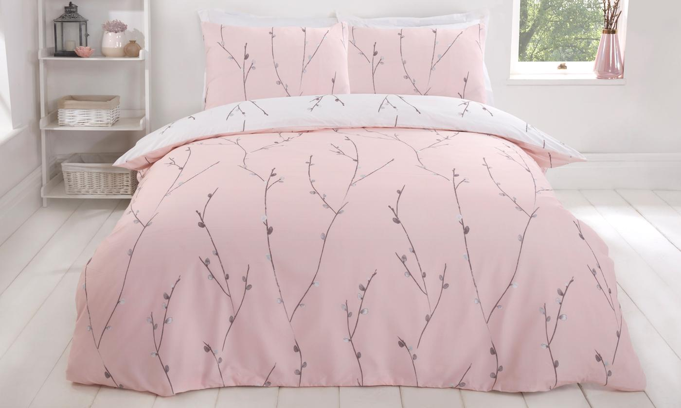 Anti-Bacterial Duvet Set