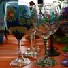Up to 48% Off Glass Painting Class at Tipsy Canvas