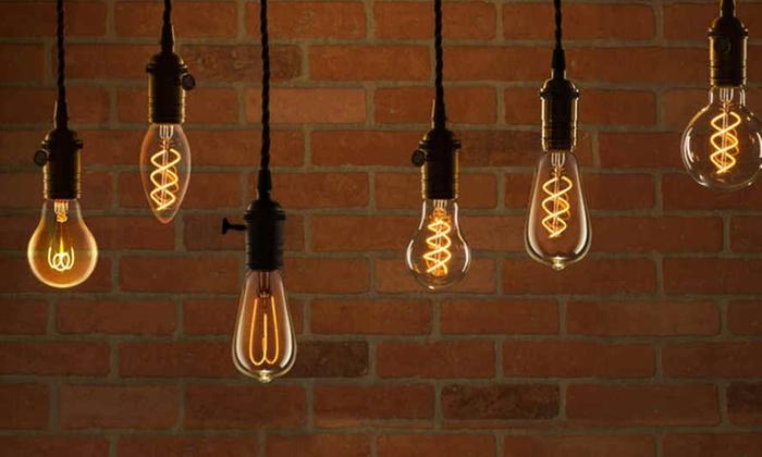 Feit Vintage LED Light Bulbs (10-Pack)   Groupon