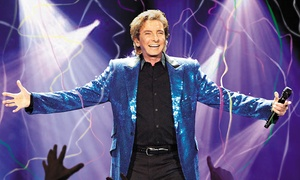 Barry Manilow One Last Time! 2016 UK Tour: One, Two or Four Upgraded Tickets to Barry Manilow UK Tour, 12 - 23 June, Multiple Locations
