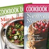 One-Year, Four-Issue Subscription to Cookbook Digest Magazine