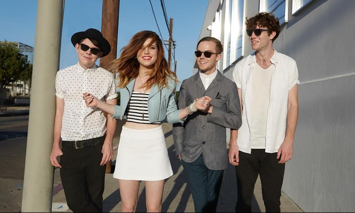 Florida Strawberry Festival - Plant City: Admission for Two or Four to the Echosmith Concert and Florida Strawberry Festival on Sunday, March 13 (40% Off)